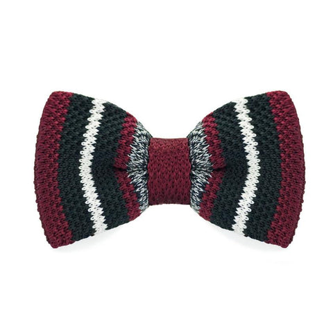 Bill Nyne Knitted Bow Tie - bow - Ply Tie