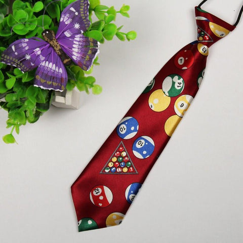 Billiard Tie - child - Ply Tie
