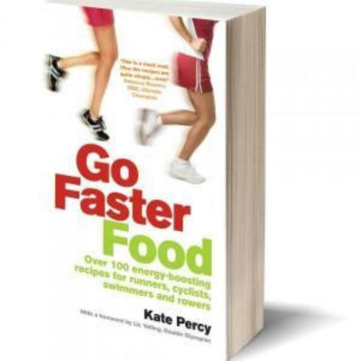 Go Faster Food Book