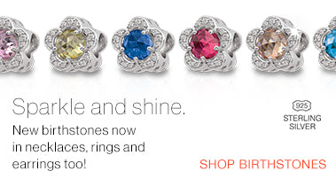 NEW! Birthstone Charms