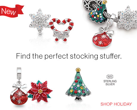Shop Holiday Charms