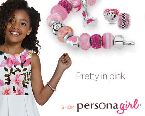 Pretty in Pink. Shop PersonaGirl.