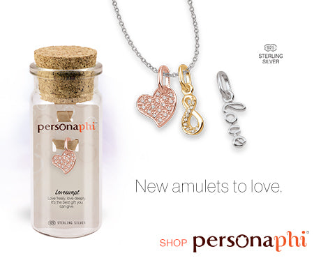 NEW! PersonaPhi® Amulets