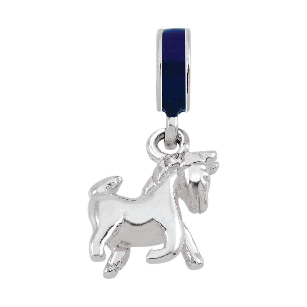 Magical Unicorn PersonaGirl Jewelry style Beads finish Sterling Silver parentcolor Silver
