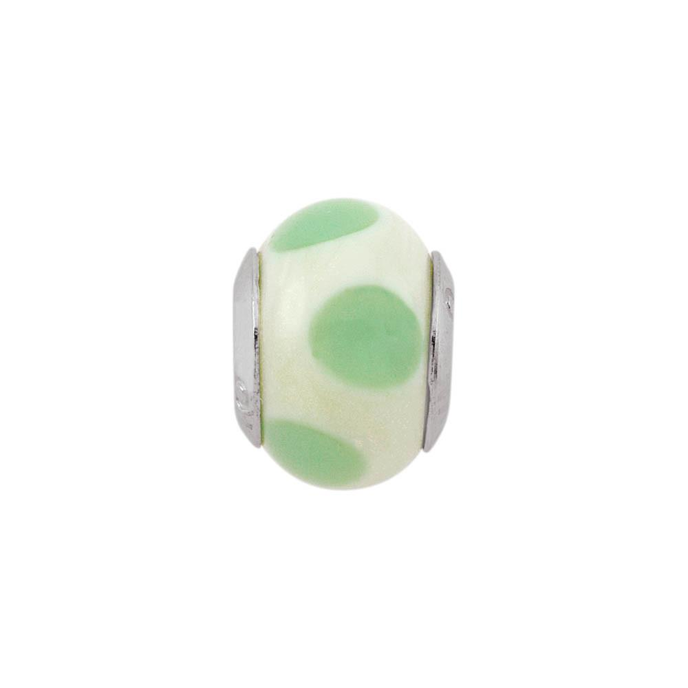 Mint Gumdrops PersonaGirl Jewelry style Beads finish Sterling Silver parentcolor Green