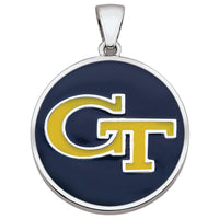 Georgia Tech Pendant
