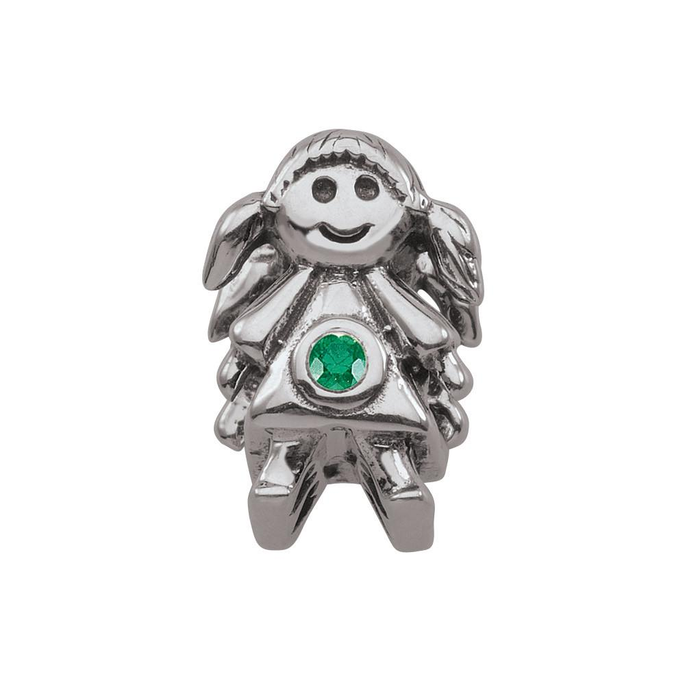 May Girl Persona Charms Green