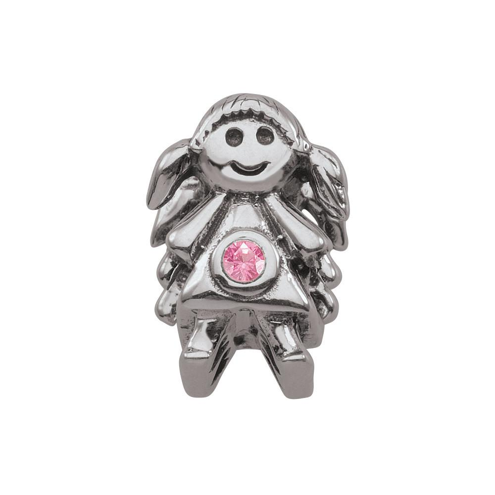 October Girll Persona Jewelry style Beads parentcolor Pink