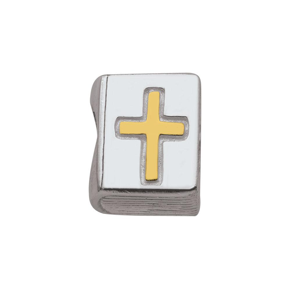 Bible of Faith Persona Charms Yellow Gold