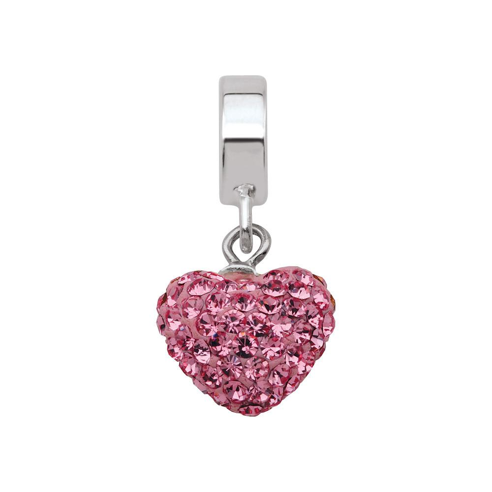 Love of Rose Persona Charms Pink
