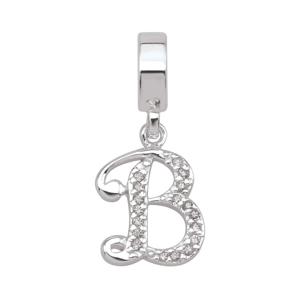 B is for Persona Jewelry style Beads parentcolor White