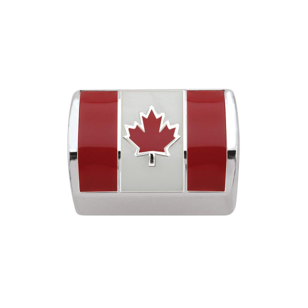Canadian Flag Persona Charms Multicolor