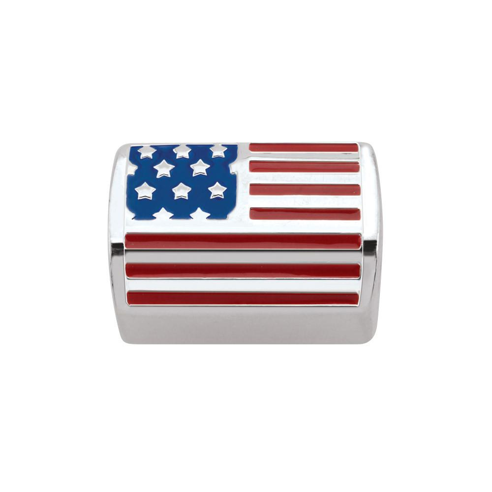 American Flag Persona Charms Multicolor