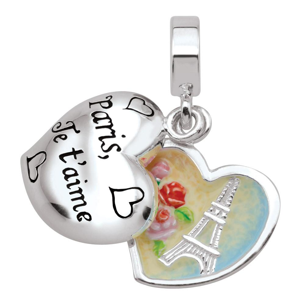 Je T'aime Paris Persona Charms Multicolor