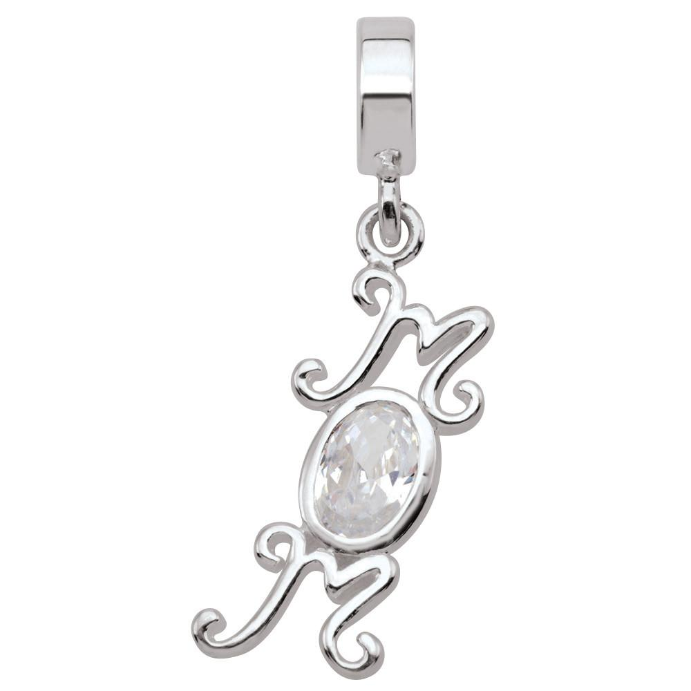 Charming Mom Persona Charms White