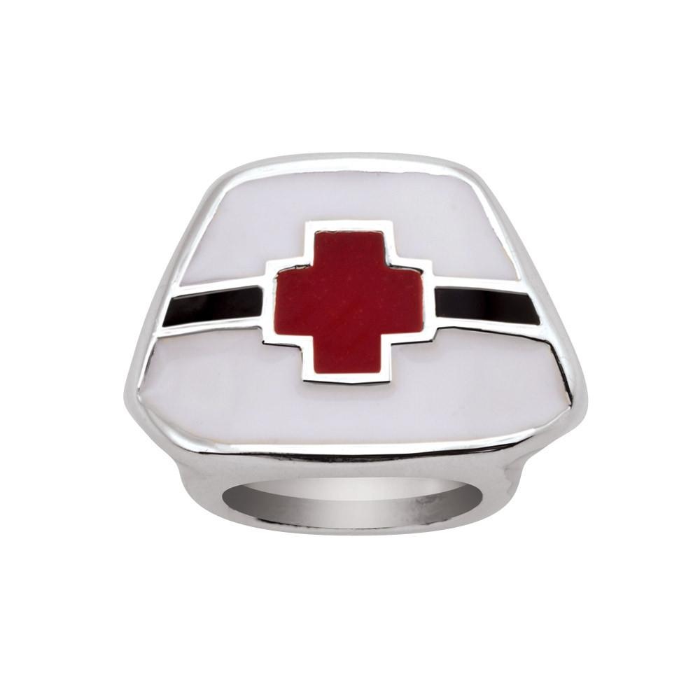 Caring Nurse Persona Charms White