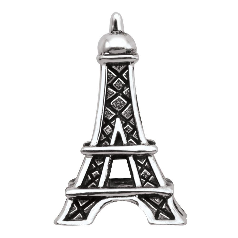 Eiffel Tower Persona Charms Silver