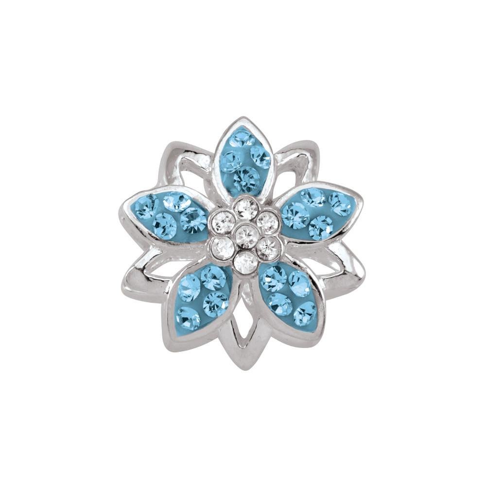 Floral Delight Persona Charms Blue