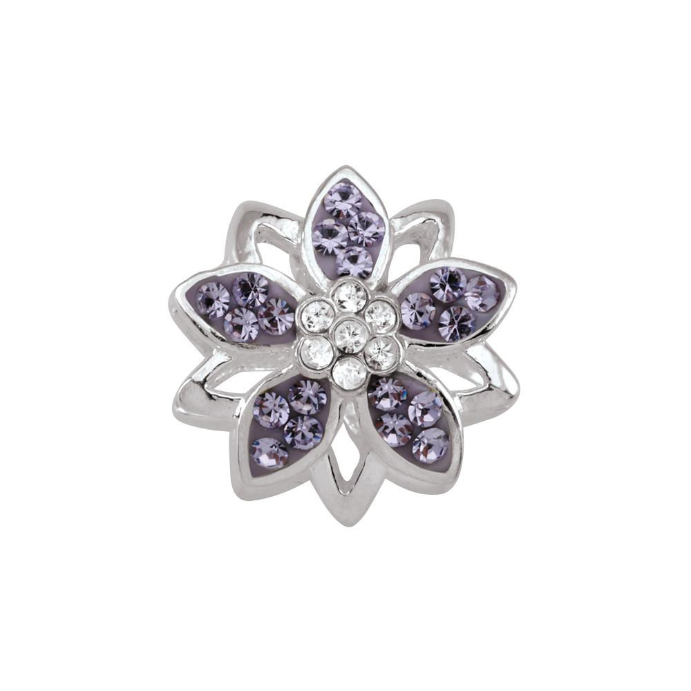 Floral Grace Persona Charms Purple
