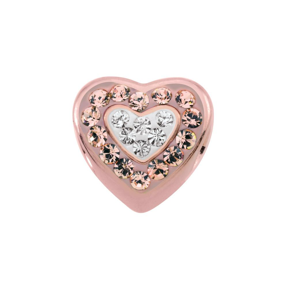 Rose Valentine Persona Charms Rose Gold