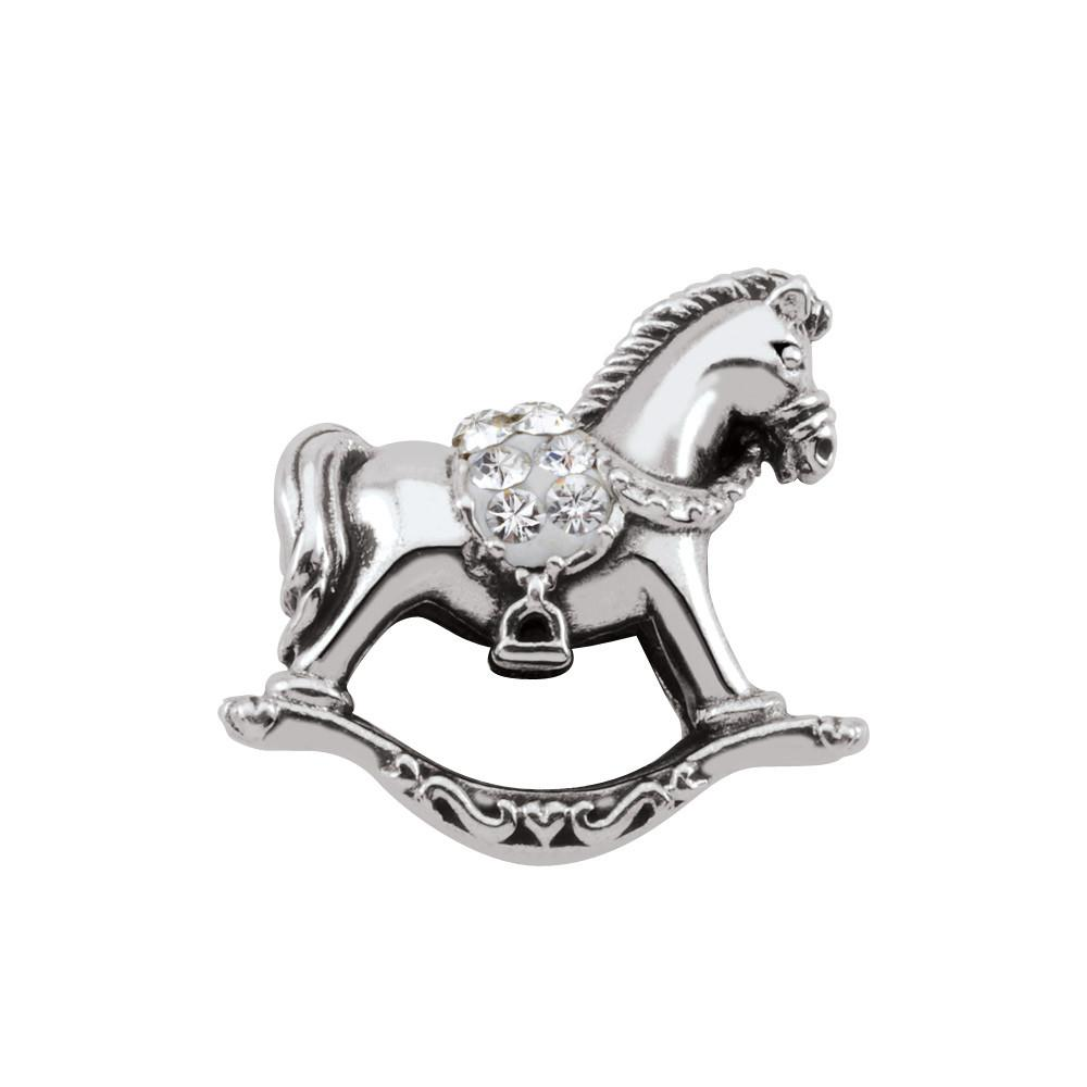 Horsing Around Persona Charms White