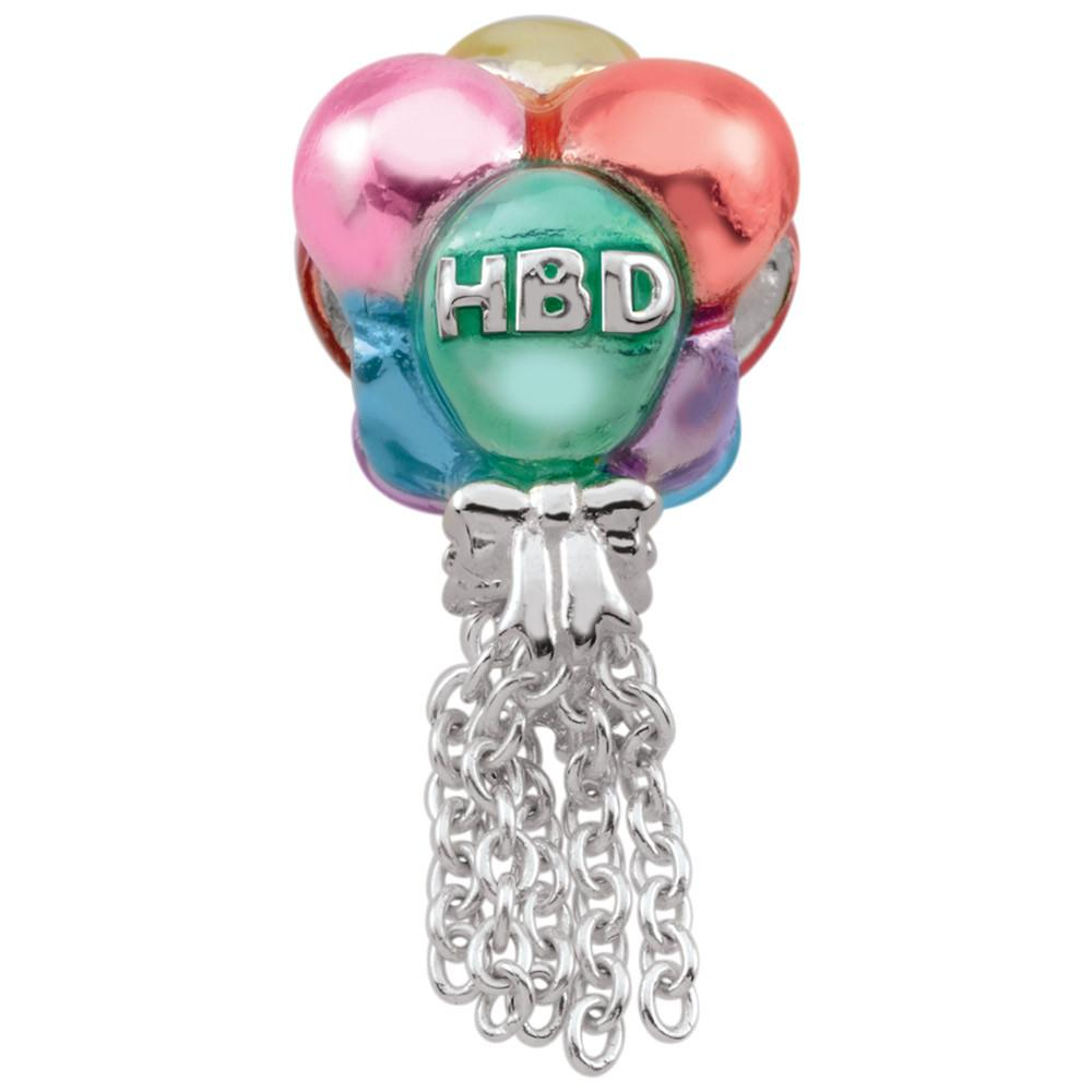Birthday Balloons Persona Charms Multicolor