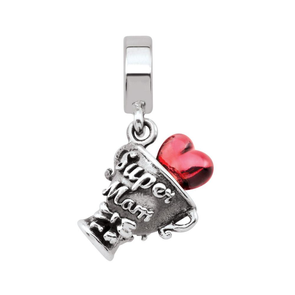 Super Mom Persona Charms Red