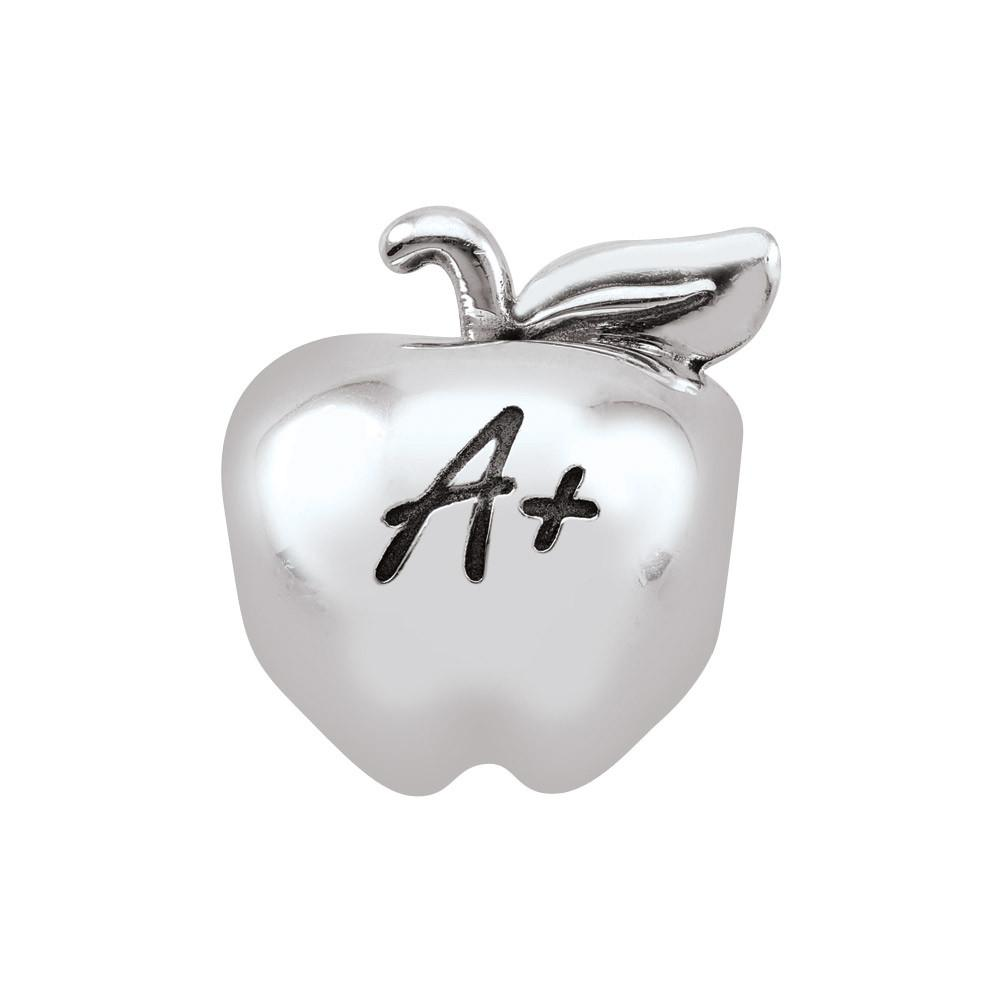A+ Apple Persona Charms Silver