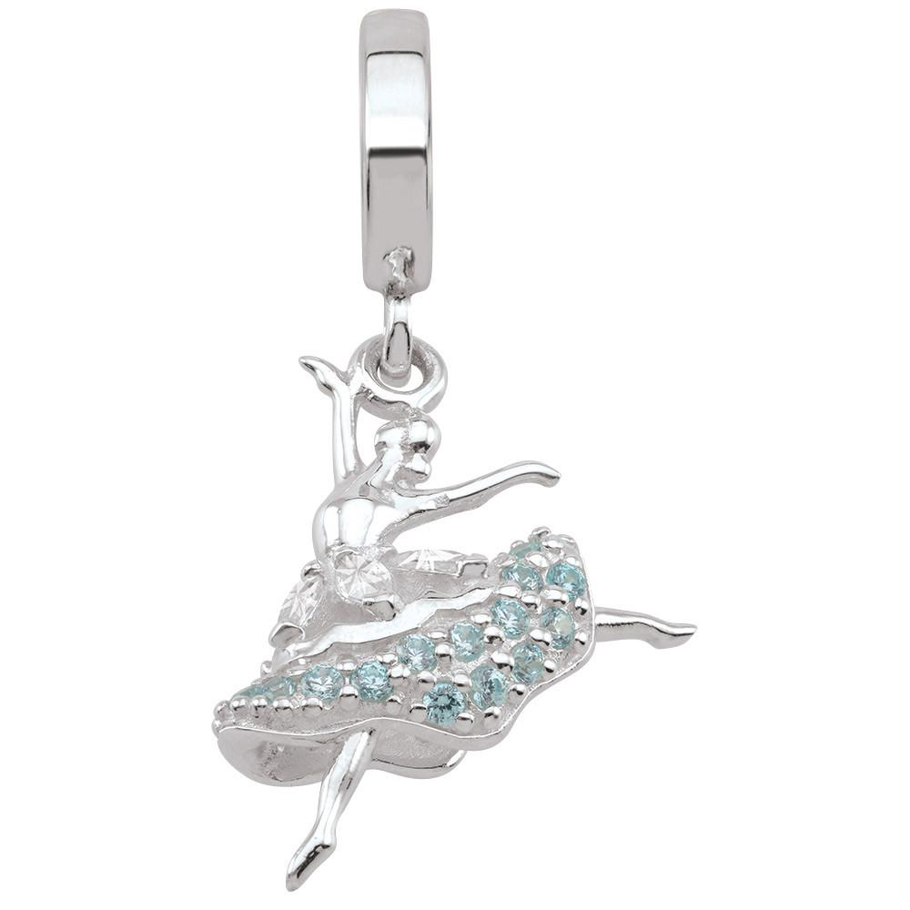 Dancing Ballerina Persona Charms Blue