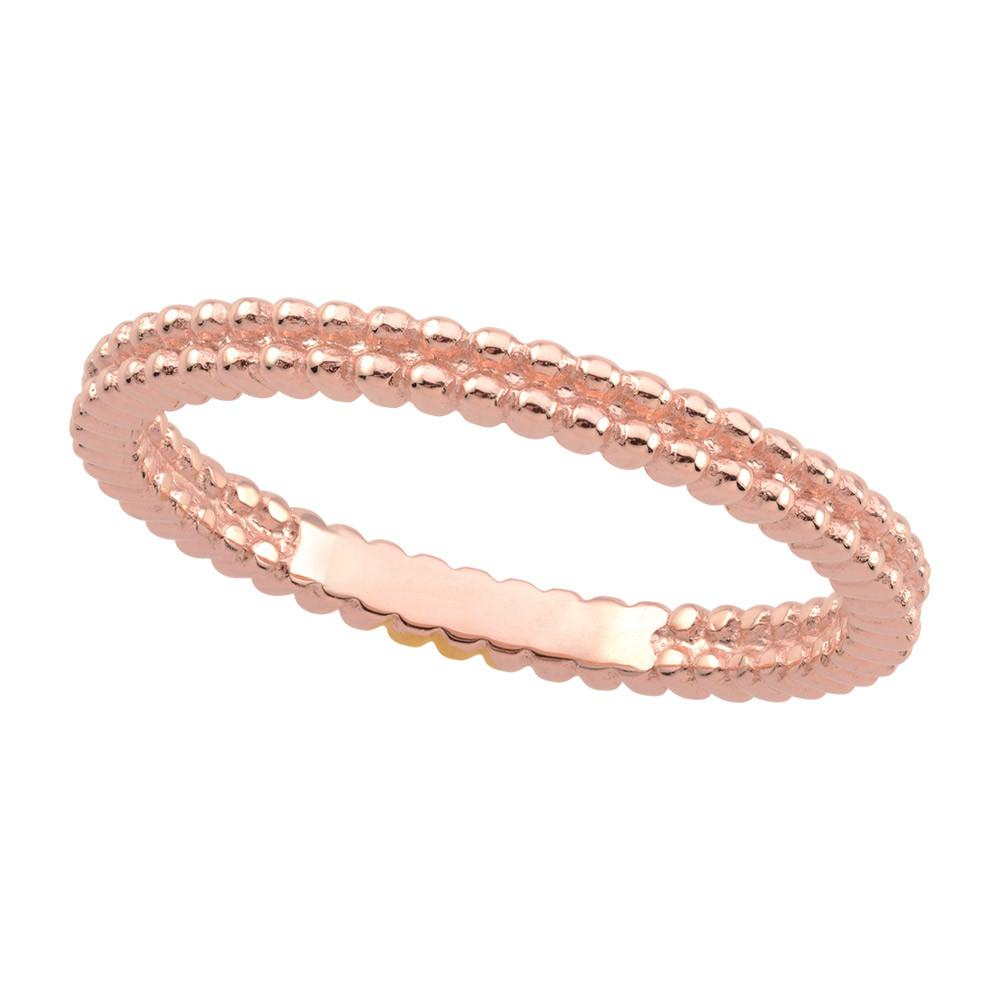 Rose Alexa Ring Persona style-Rings finish-Rose Gold parentcolor-Rose Gold