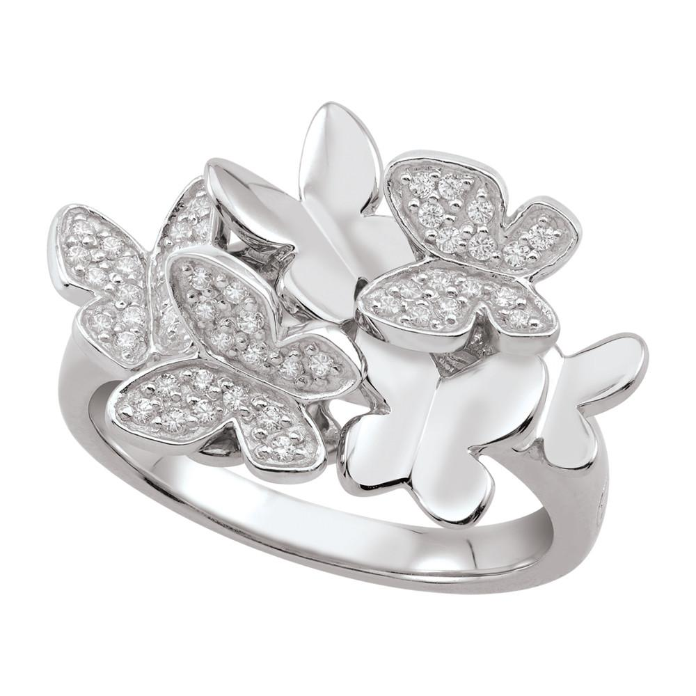 velvetcase in purity jewels ring triose by rings view to butterfly hover zoom