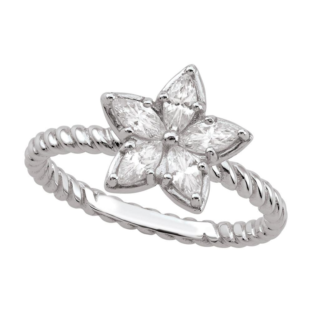 Marquise Flower Ring Persona Jewelry Persona World