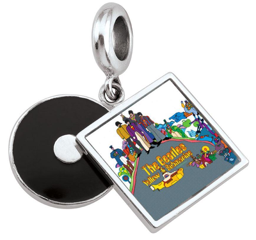 Yellow Submarine Charm