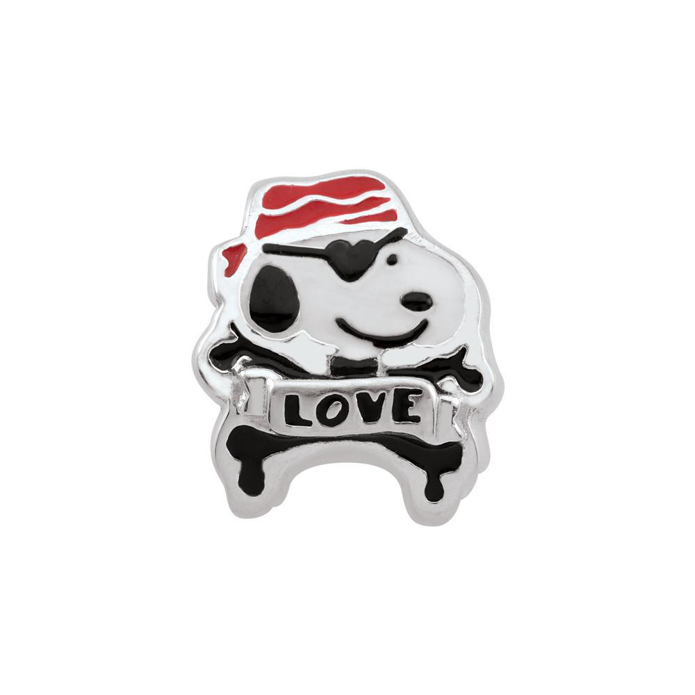 Pirate Snoopy charm