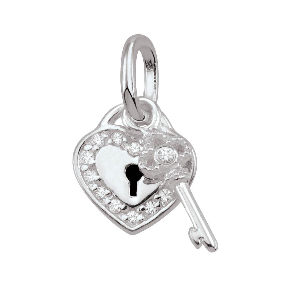 Key To My Heart Persona jewelry  Amulets color White