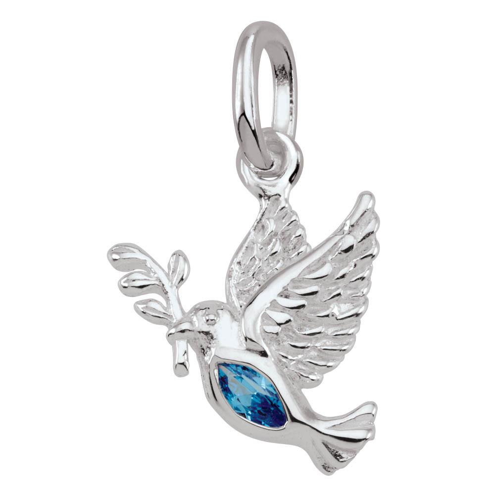 Dove Persona jewelry  Amulets color Blue