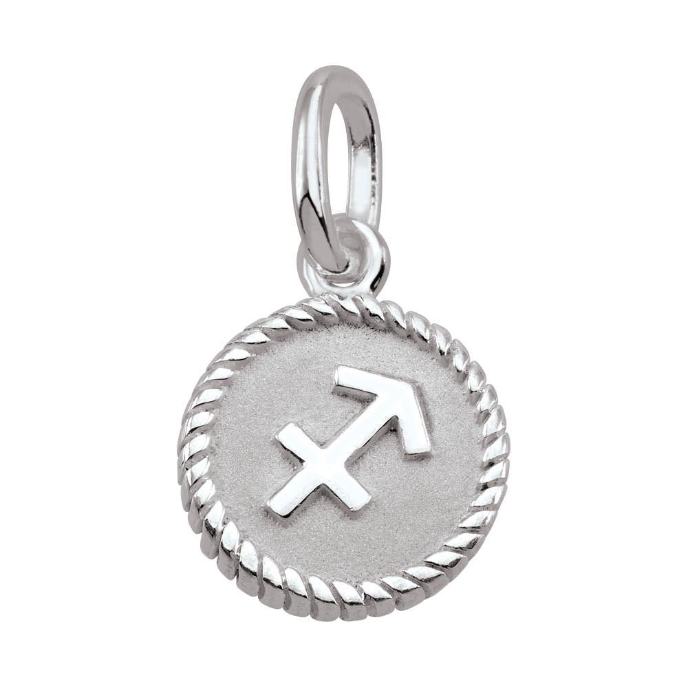 Sagittarius Persona jewelry  Amulets color Silver
