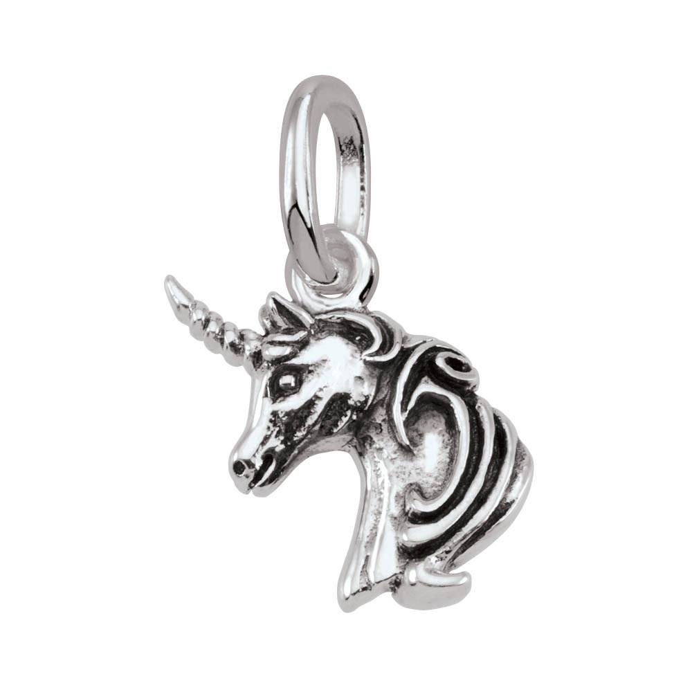 Unicorn Persona jewelry  Amulets color Silver
