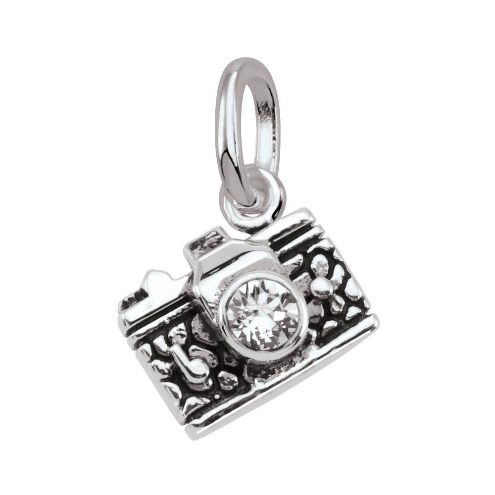 Shutter Bug Persona jewelry  Amulets color Silver