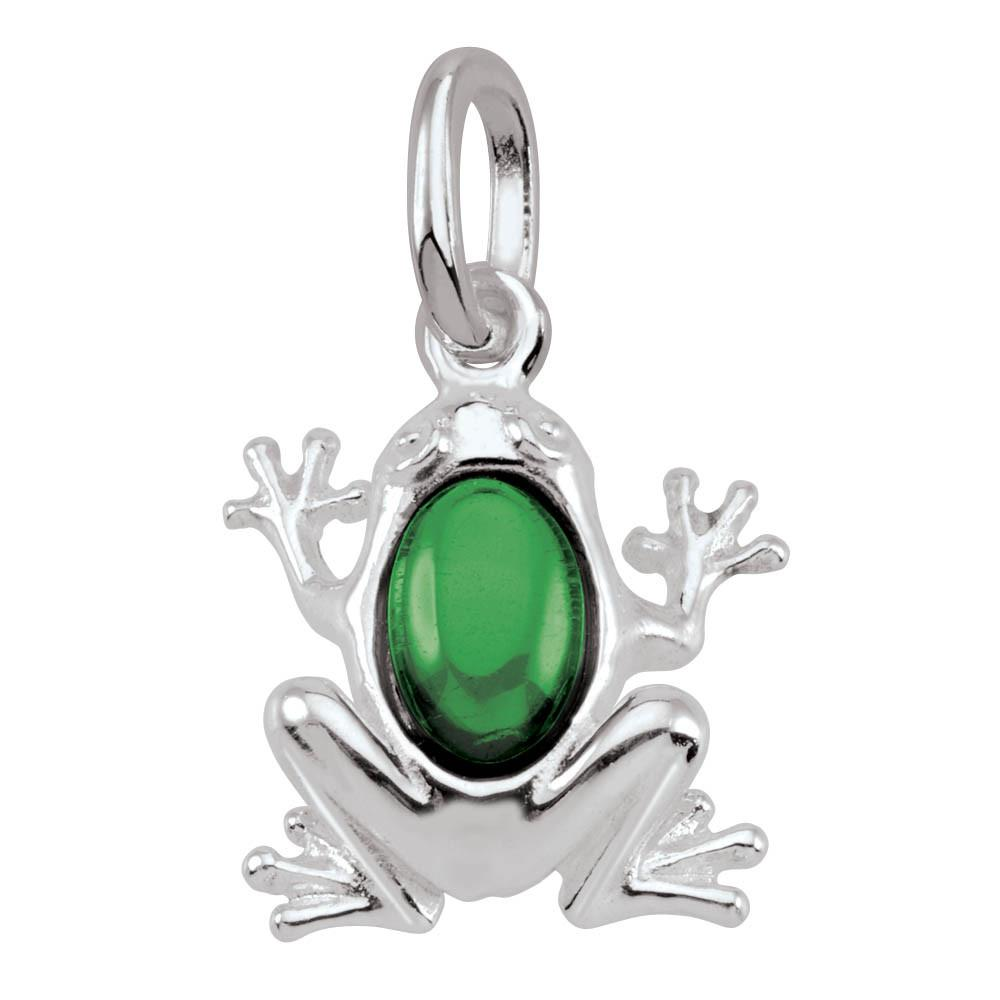 Froggie Persona jewelry  Amulets color Green