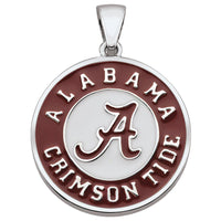 Alabama Crimson Tide Pendant