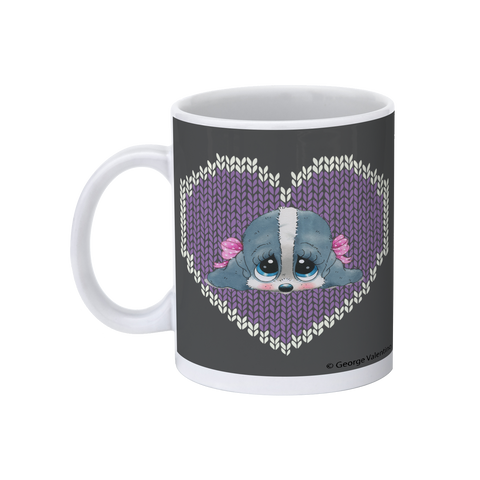 Honey® Head Hearts 11oz Mug