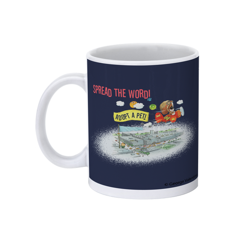 Spread the Word 11oz Mug