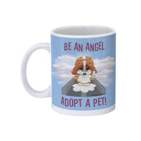 Be an Angel 11oz Mug