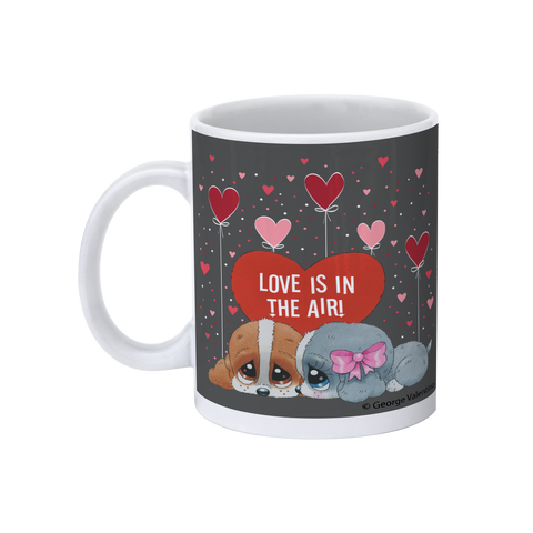 Love is in the Air 11oz Mug