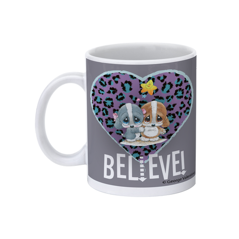 Believe 11oz Mug