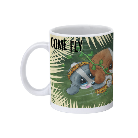 Come Fly With Me 11oz Mug