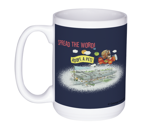 Spread the Word 15oz Mug