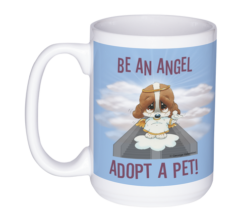 Be an Angel 15oz Mug
