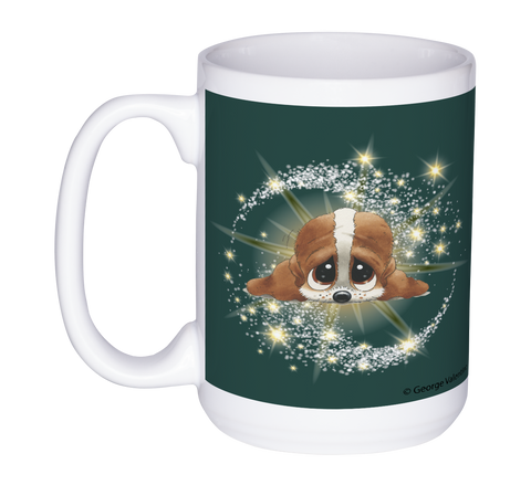 Sam® Head Sparkles 15oz Mug